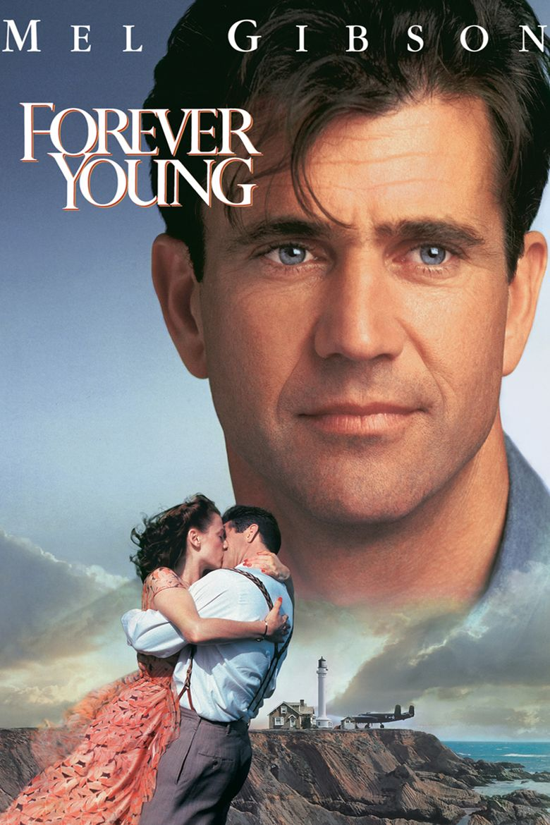 Forever Young (1992 film) movie poster