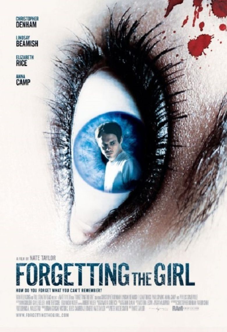 Forgetting the Girl (film) movie poster