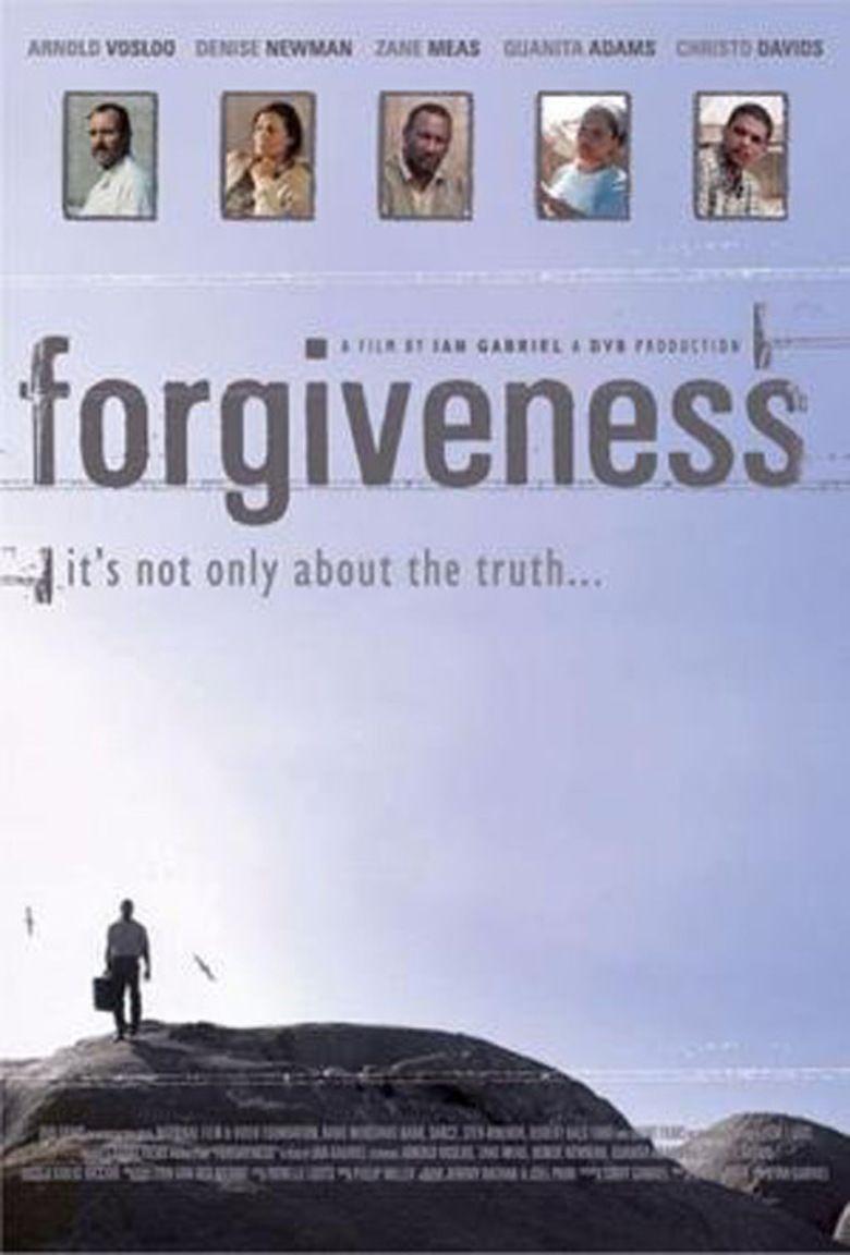 Forgiveness (2004 film) movie poster