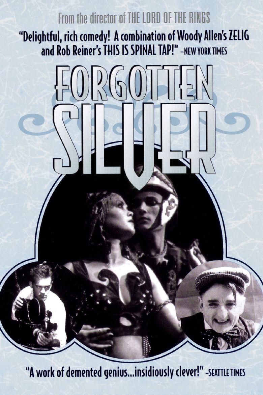 Forgotten Silver movie poster