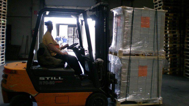 Forklift Driver Klaus – The First Day on the Job Forklift Driver Klaus The First Day on the Job Alchetron the free
