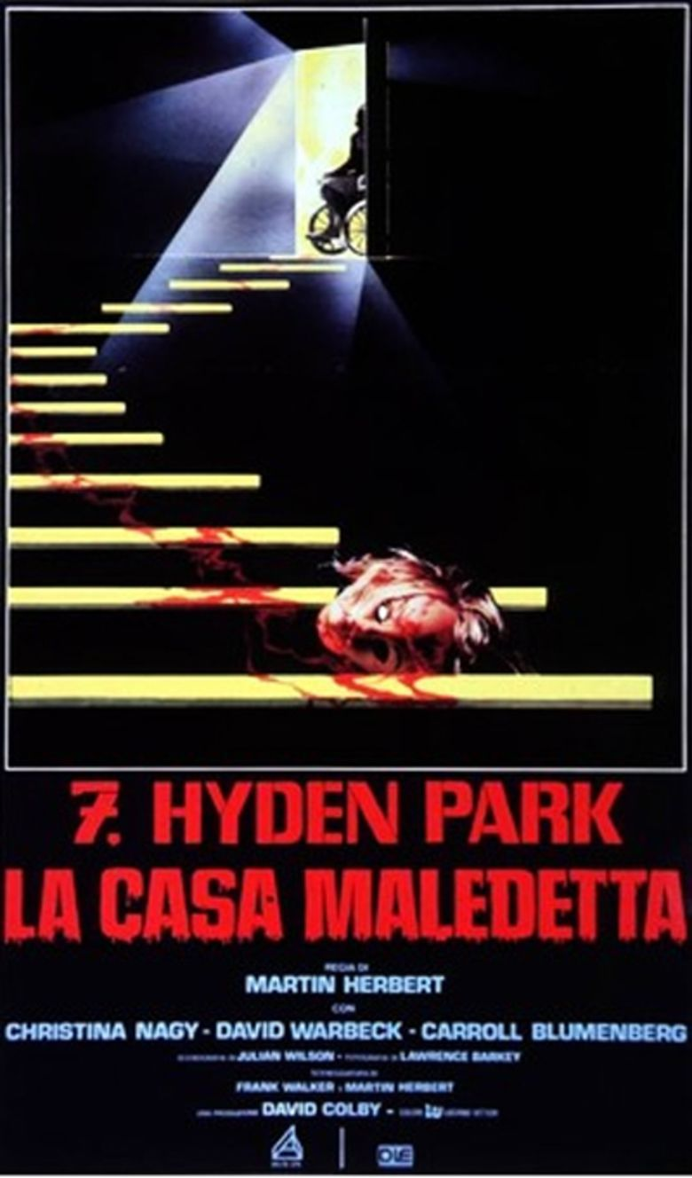 Formula for a Murder movie poster