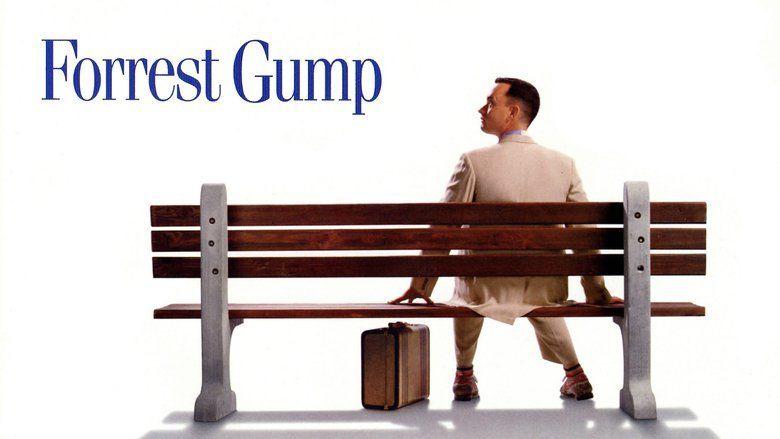 Forrest Gump movie scenes