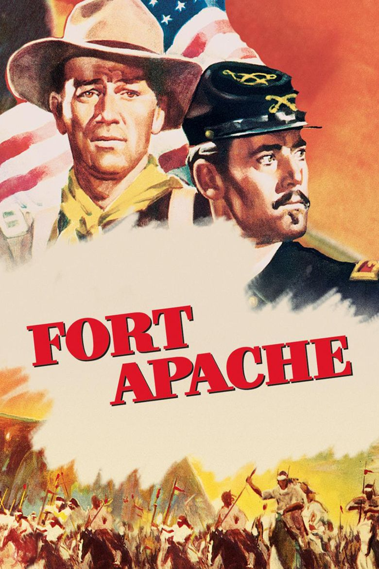 Fort Apache (film) movie poster