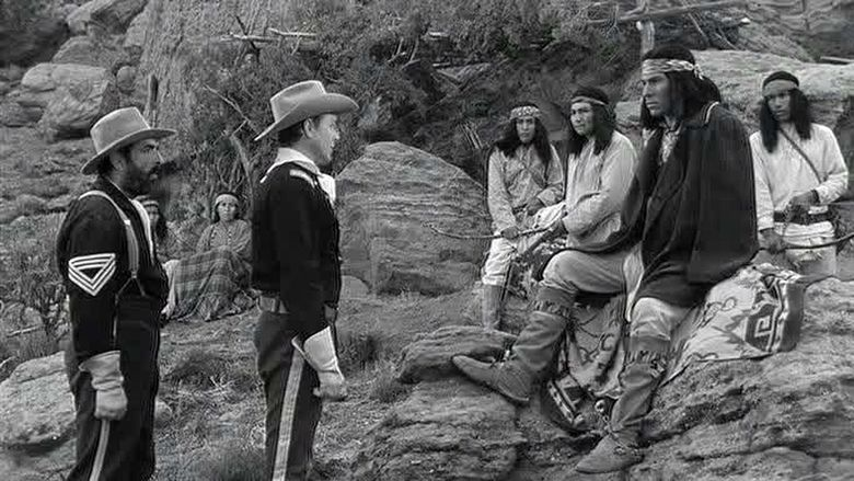 Fort Bowie (film) movie scenes