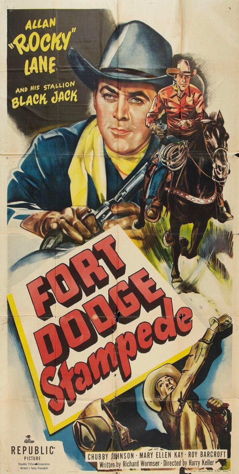 Fort Dodge Stampede movie poster