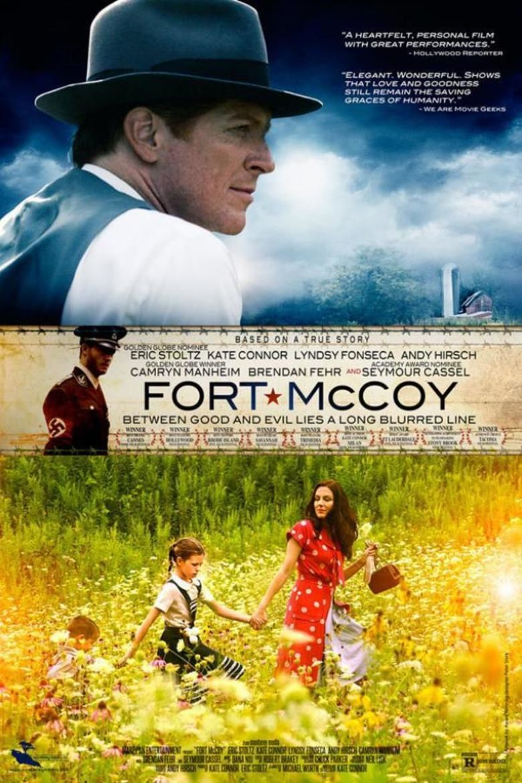 Fort McCoy (film) movie poster