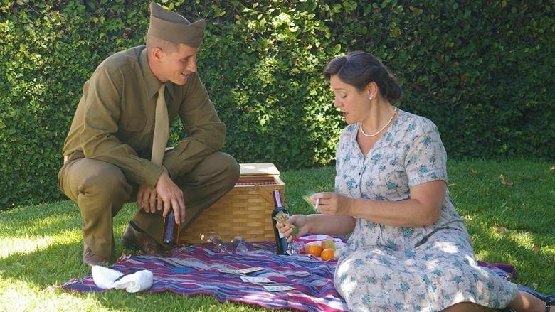 Fort McCoy (film) movie scenes