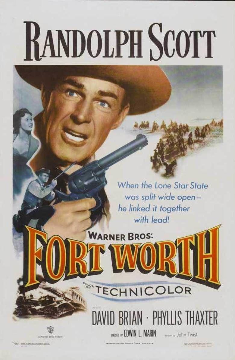 Fort Worth (film) movie poster