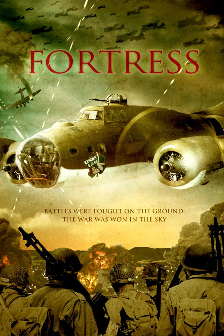 Fortress (2012 film) movie poster