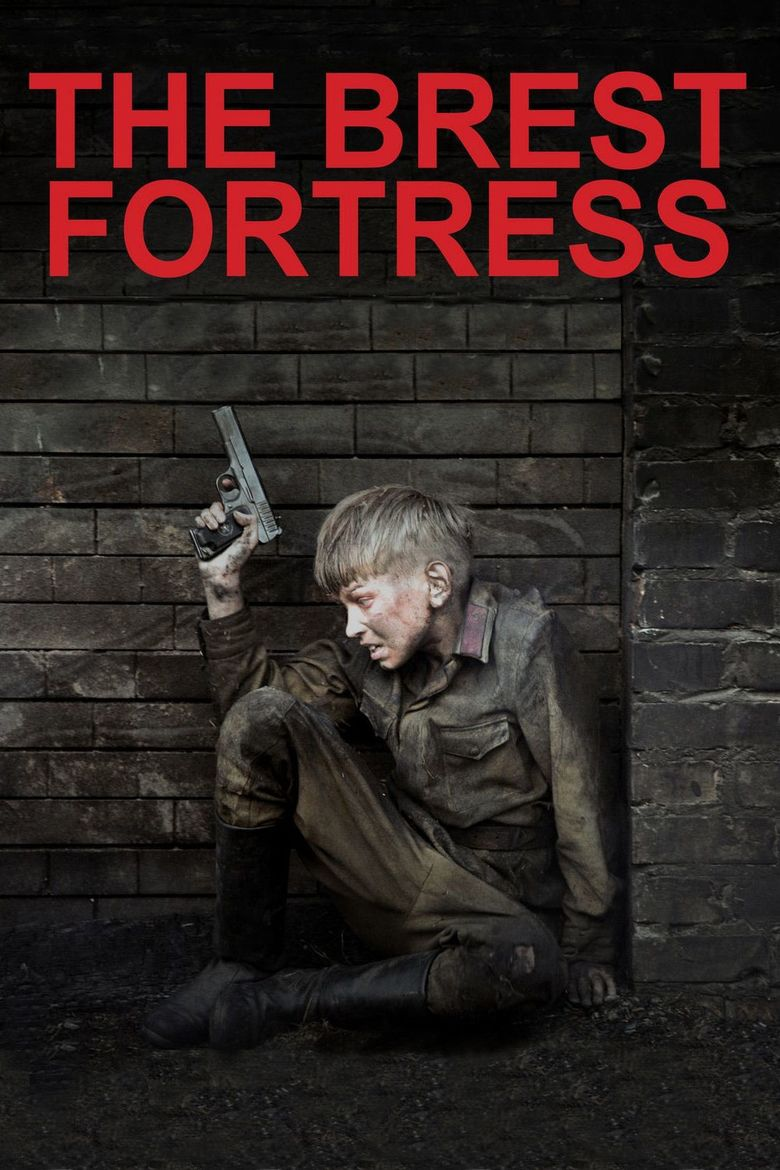 Fortress of War movie poster