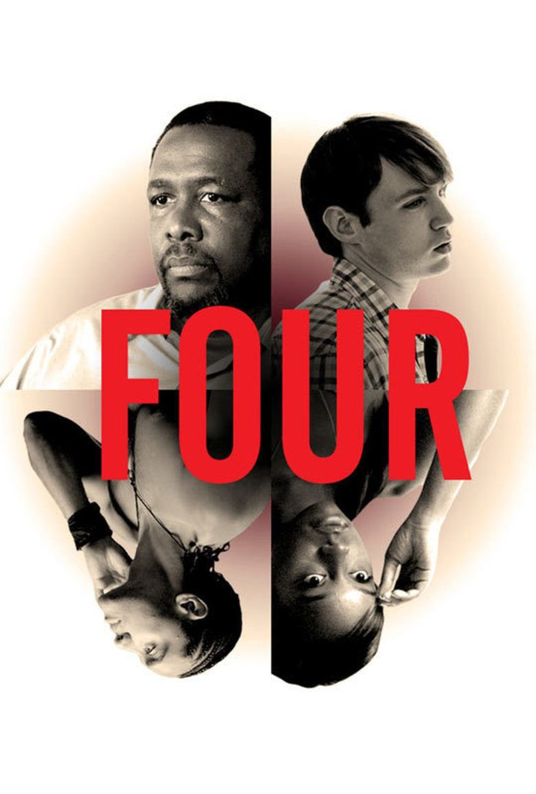 Four (2012 film) movie poster