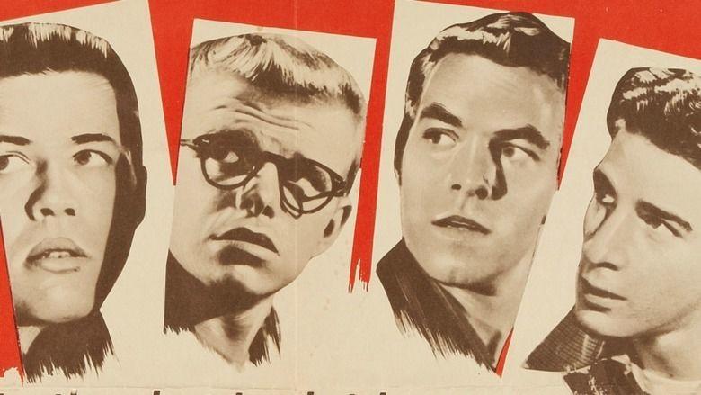 Four Boys and a Gun movie scenes