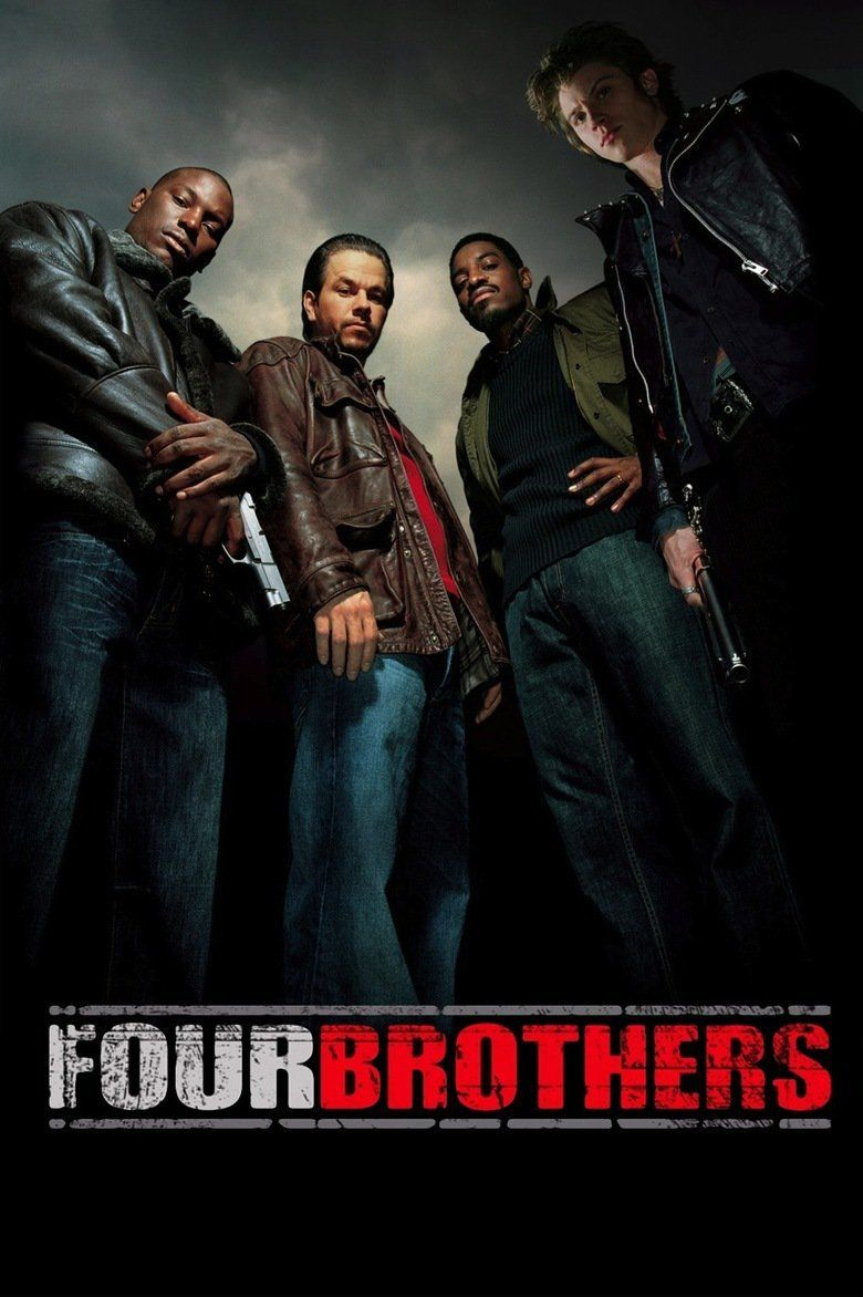 Four Brothers (film) movie poster