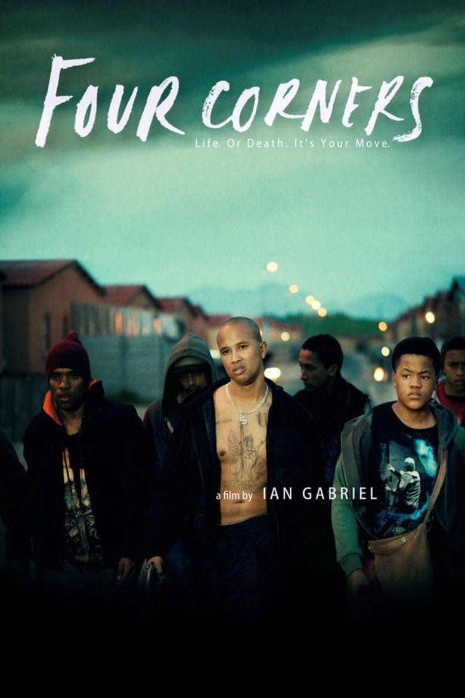 Four Corners (film) movie poster