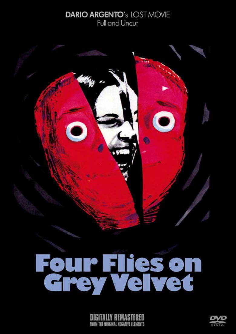 Four Flies on Grey Velvet movie poster