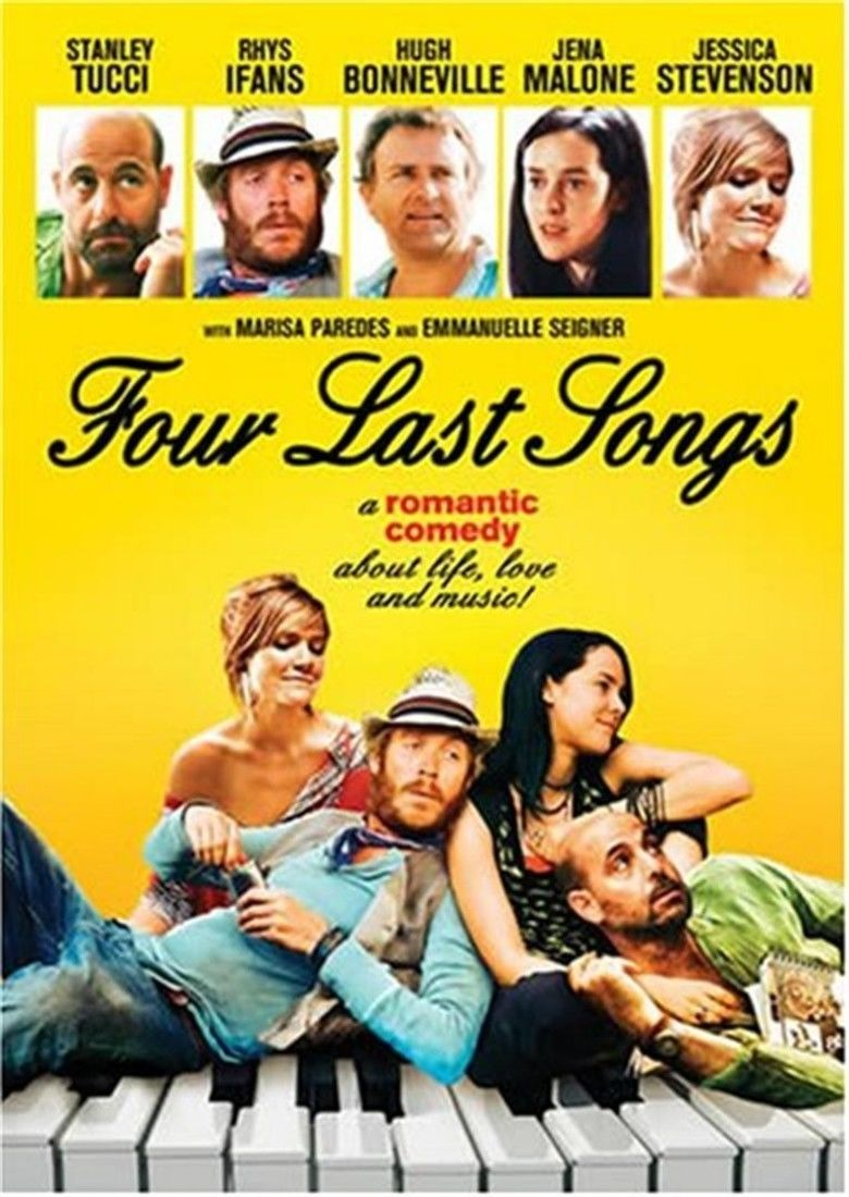 Four Last Songs (film) movie poster