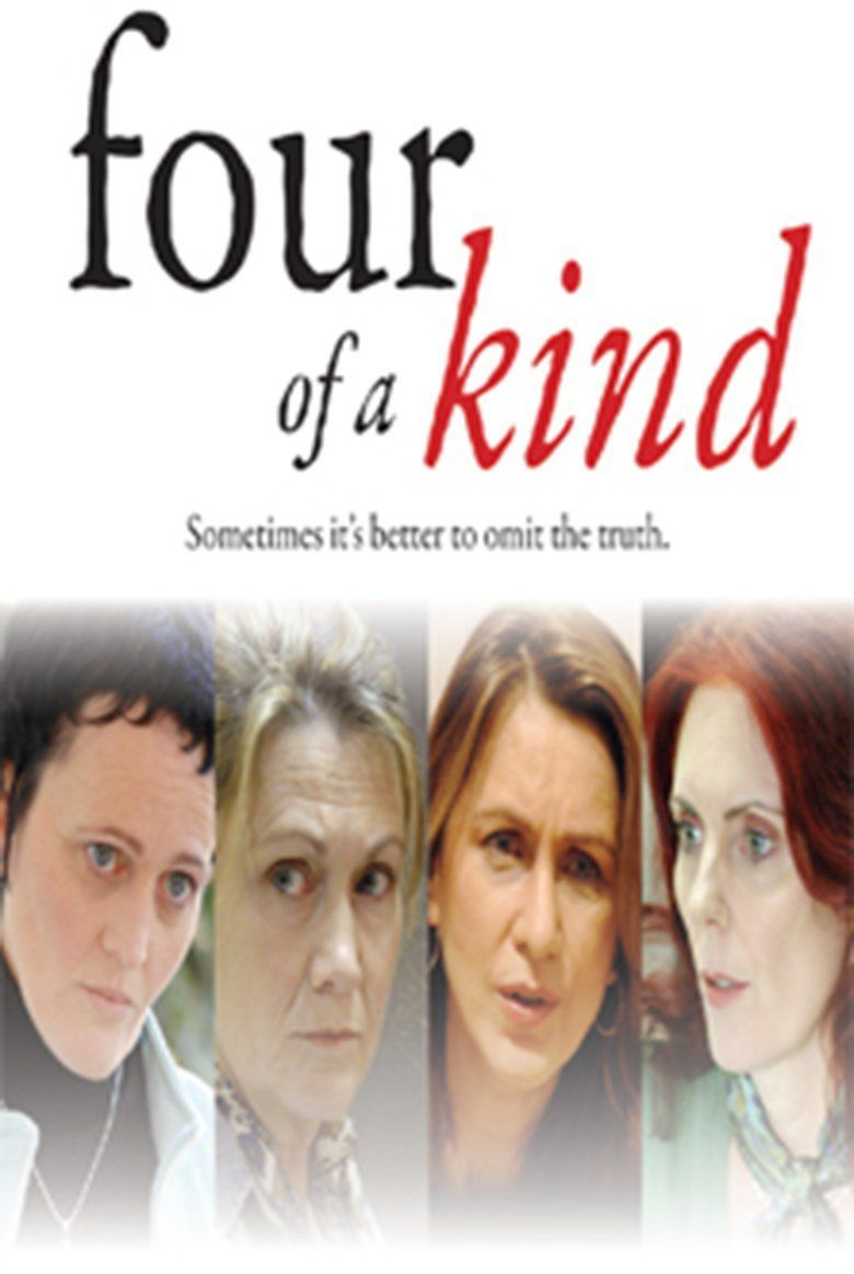 Four of a Kind (film) movie poster