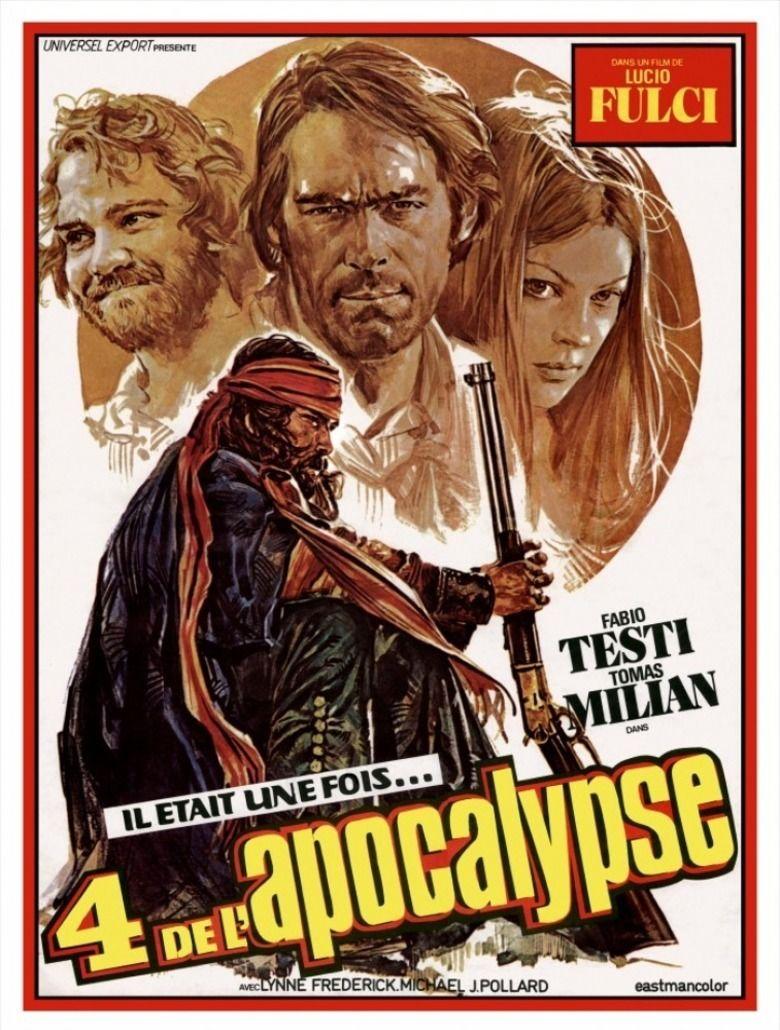 Four of the Apocalypse movie poster