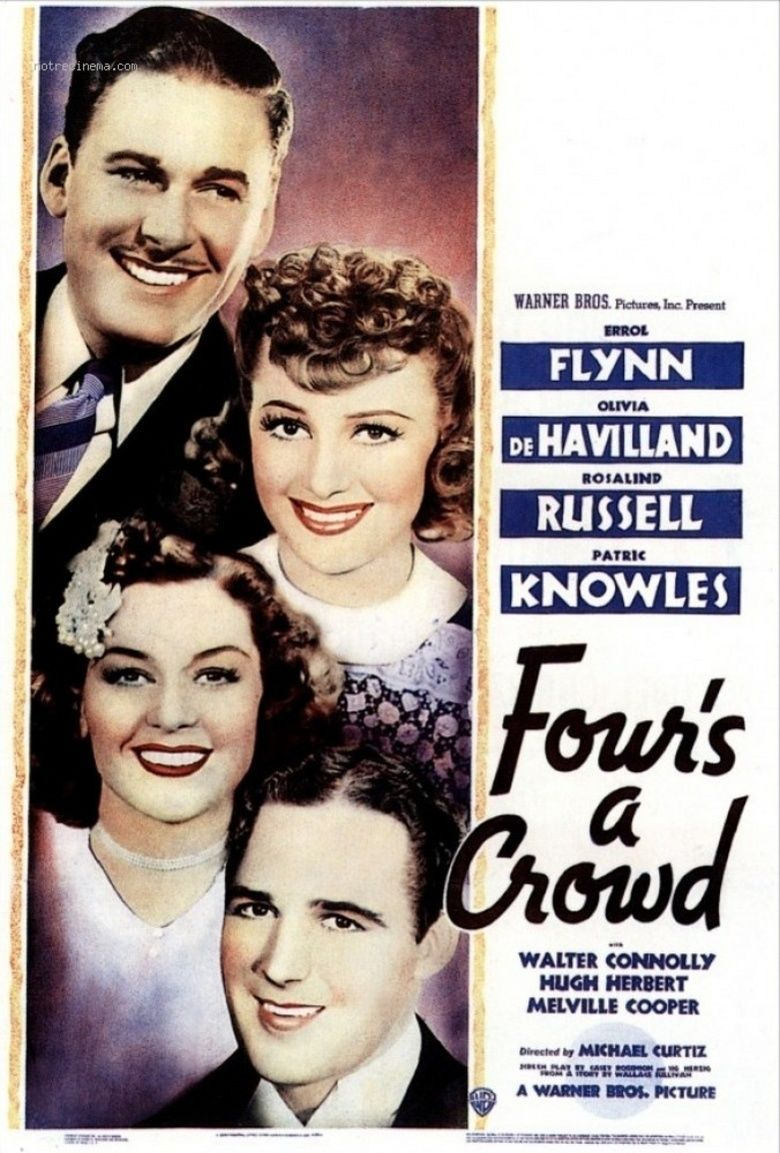 Fours a Crowd movie poster