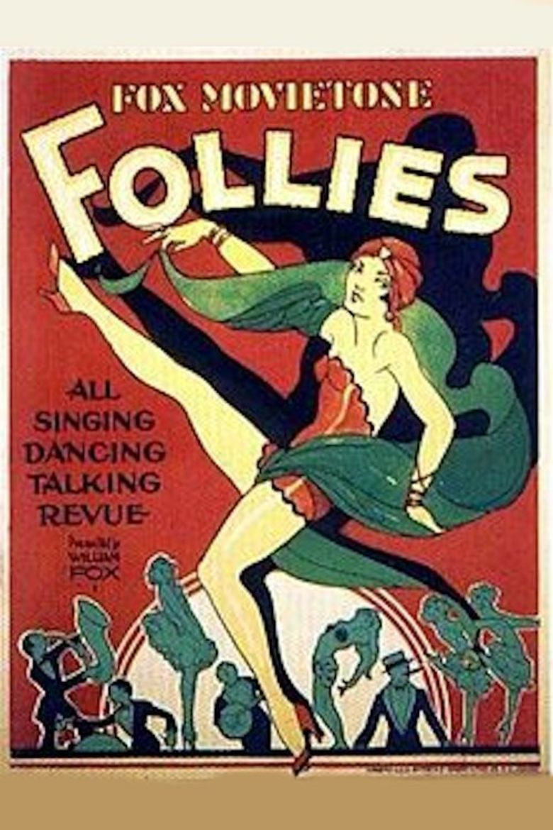 Fox Movietone Follies of 1929 movie poster