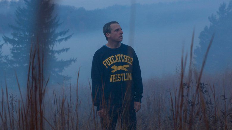Foxcatcher movie scenes