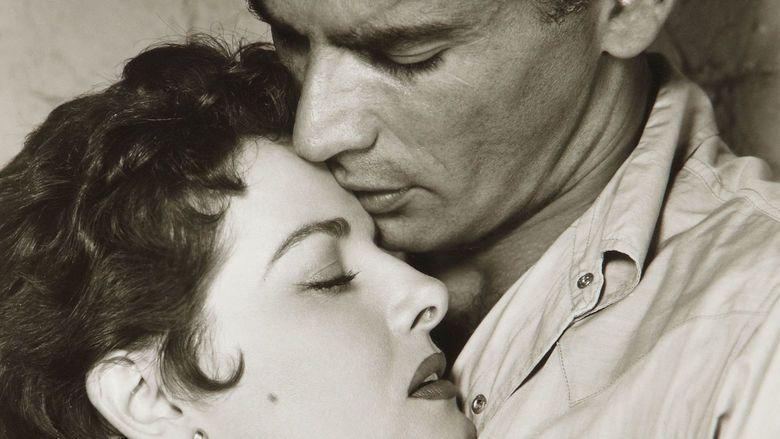 Foxfire (1955 film) movie scenes