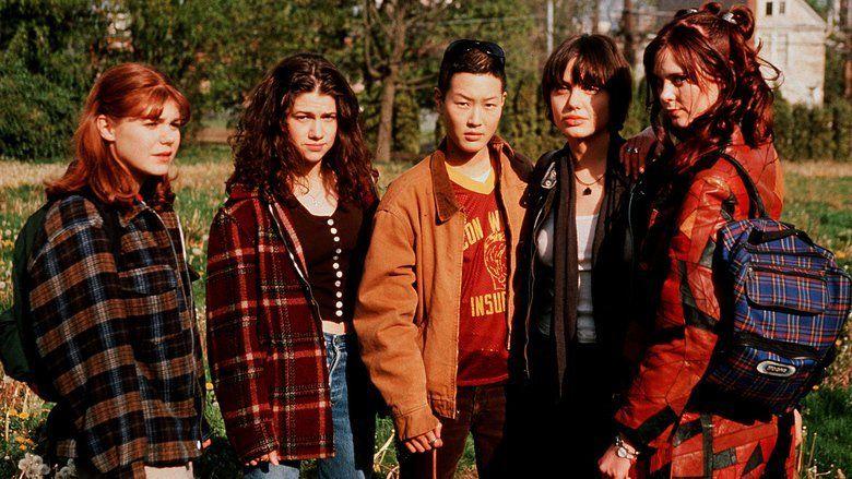 Foxfire (1996 film) movie scenes