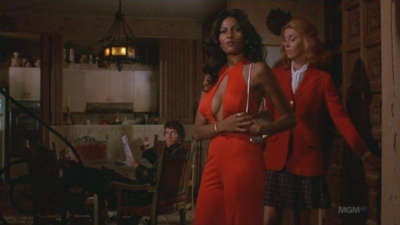 Foxy Brown (film) movie scenes