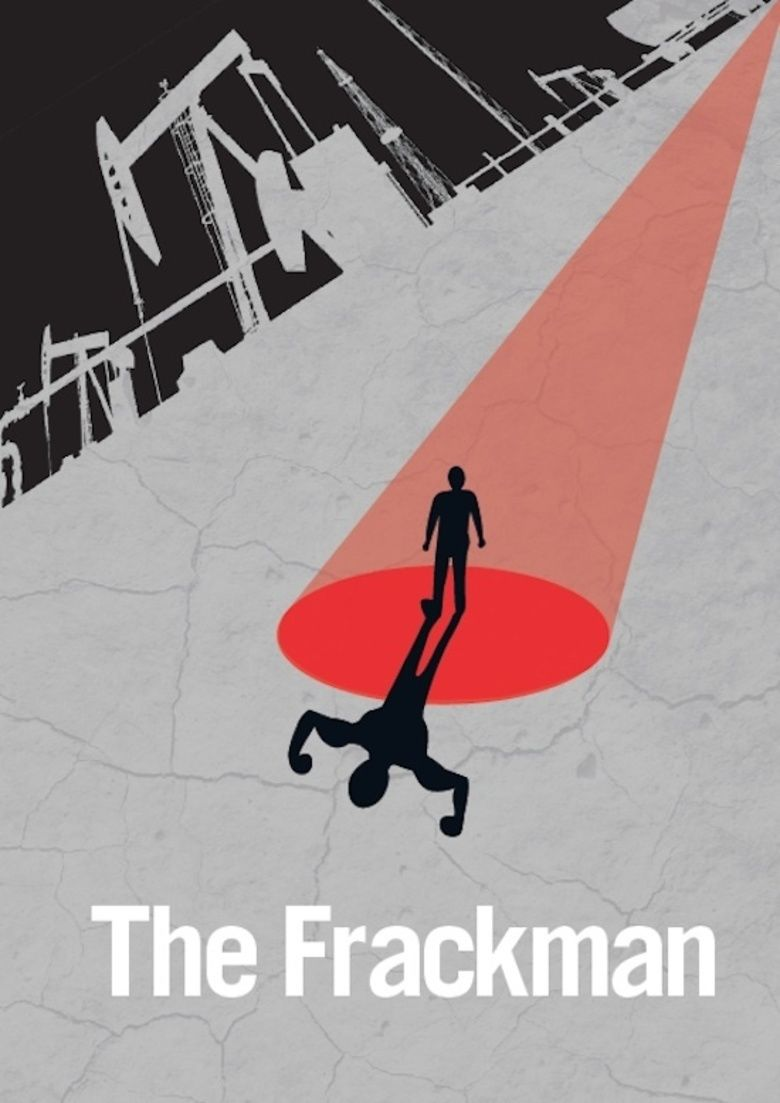 Frackman movie poster