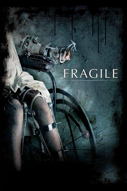 Fragile (film) movie poster