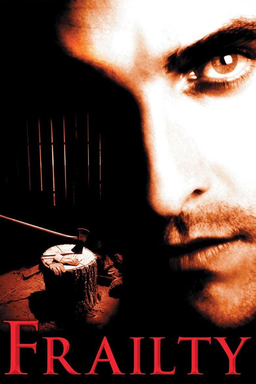 Frailty (film) movie poster