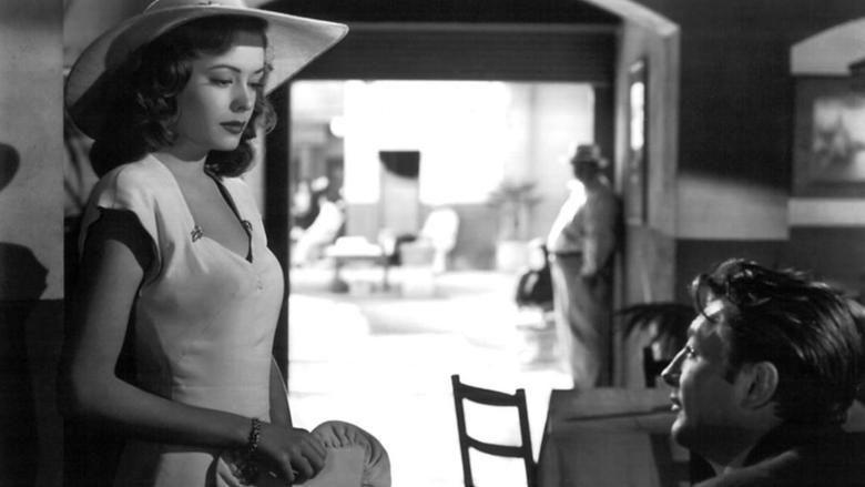 Framed (1947 film) movie scenes