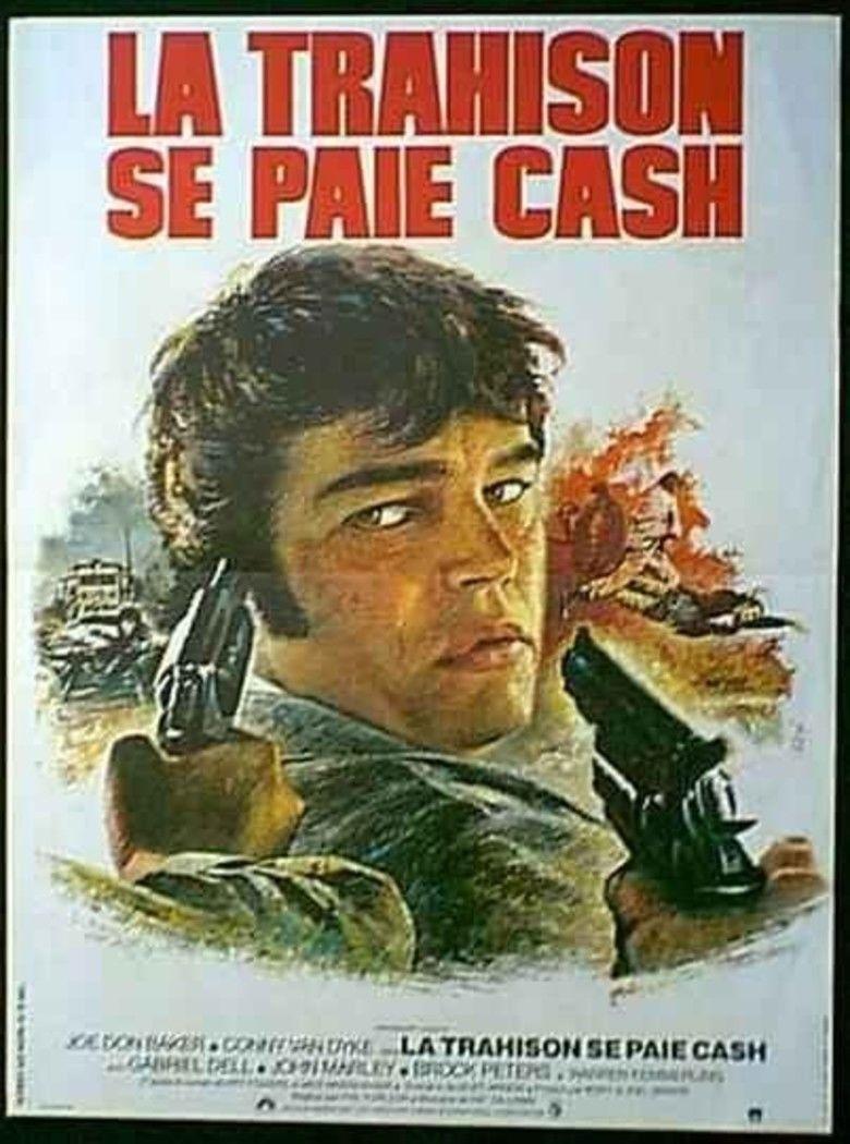 Framed (1975 film) movie poster