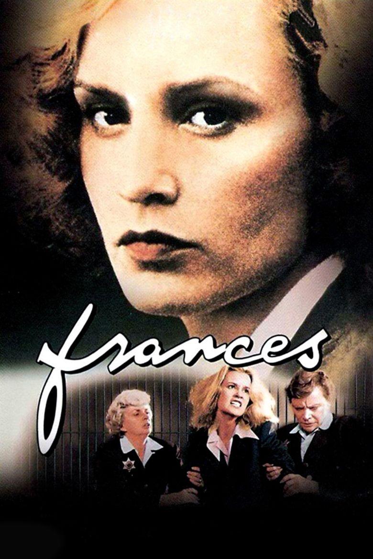 Frances (film) movie poster