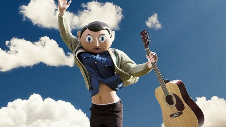 Frank (film) movie scenes