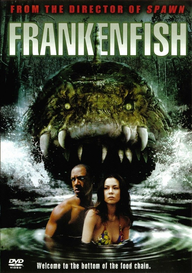 Frankenfish movie poster