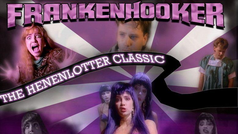 Frankenhooker movie scenes