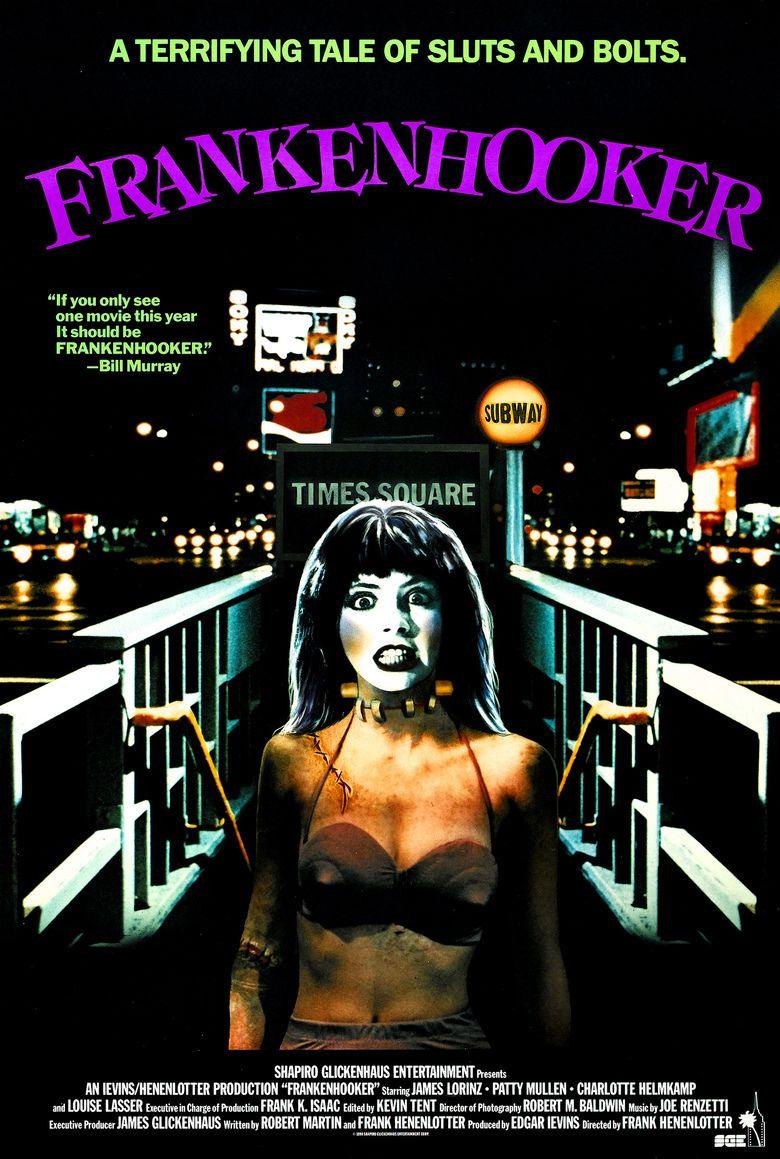 Frankenhooker movie poster