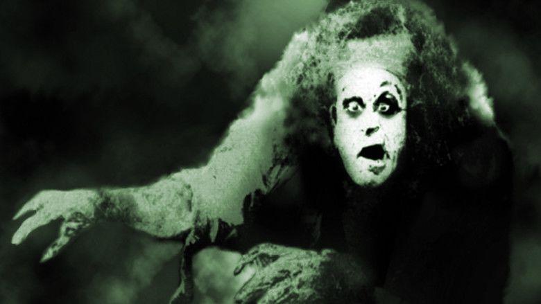 Frankenstein (1910 film) movie scenes