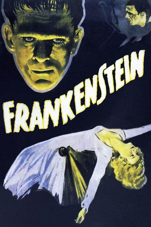 Frankenstein (1931 film) movie poster