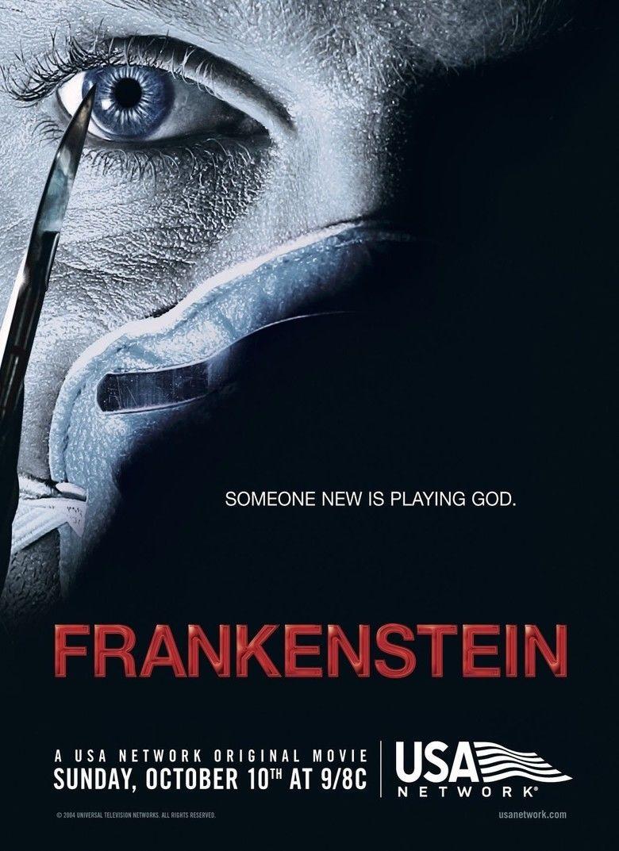 Frankenstein (2004 film) movie poster