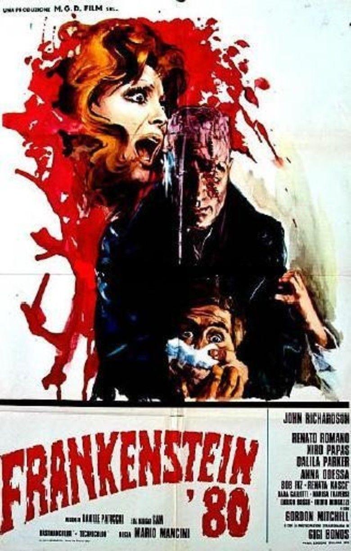Frankenstein 80 movie poster