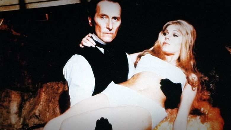 Frankenstein Created Woman movie scenes