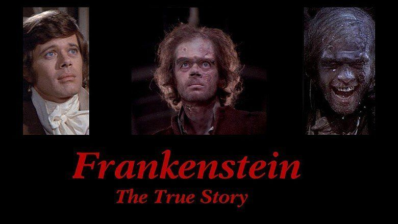 Frankenstein: The True Story movie scenes