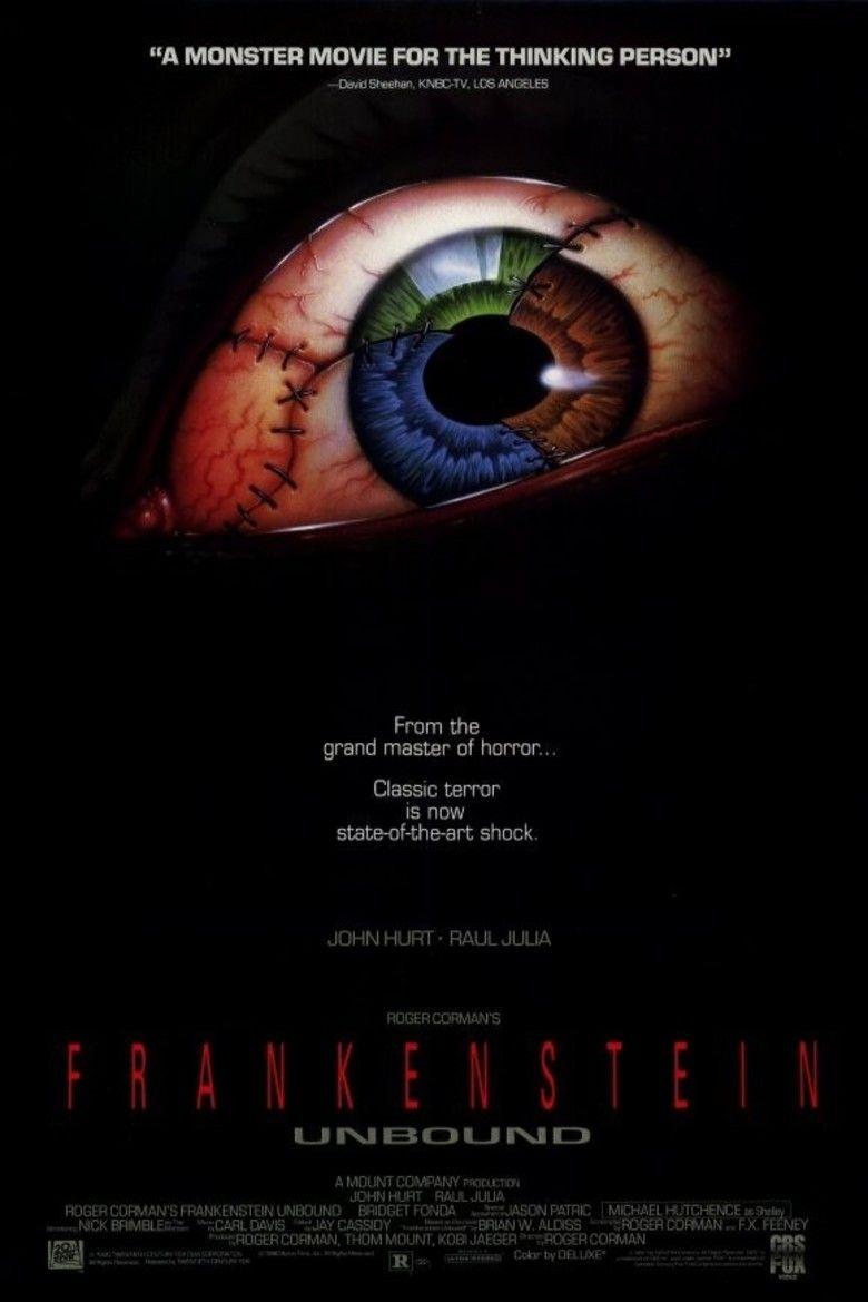 Frankenstein Unbound movie poster