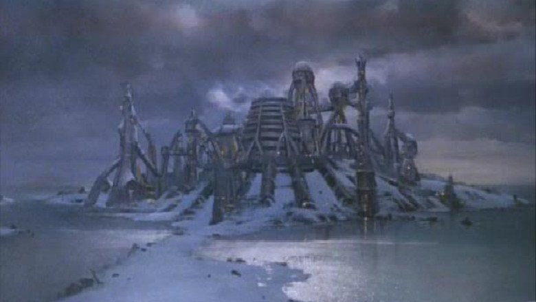 Frankenstein Unbound movie scenes