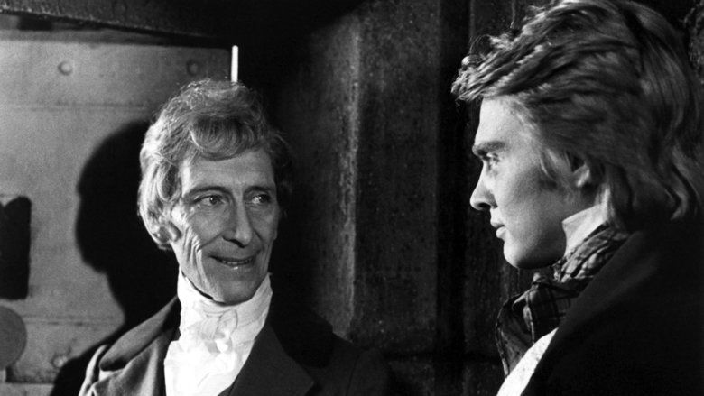 Frankenstein and the Monster from Hell movie scenes