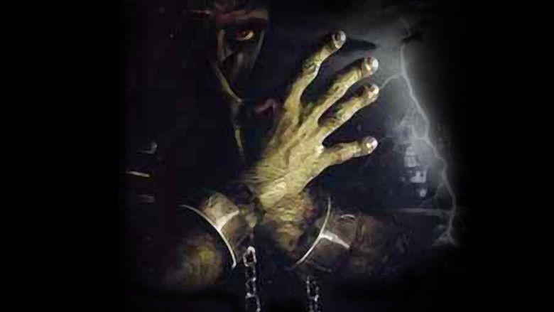 Frankenstein (miniseries) movie scenes