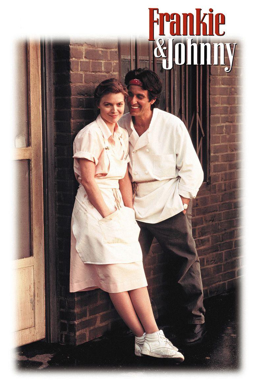 Frankie and Johnny (1991 film) movie poster